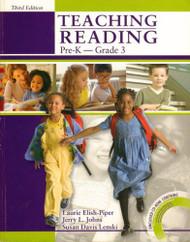 Teaching Reading Pre-K to Grade 3