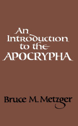 Introduction to the Apocrypha