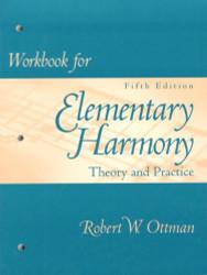 Workbook For Elementary Harmony