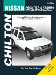 Nissan Frontier & Xterra Chilton Automotive Repair Manual