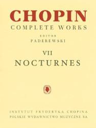 Nocturnes Chopin Complete Works Vol. VII