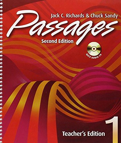 Passages Level 1 Teacher's Edition