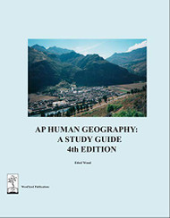 AP Human Geography  A Study Guide