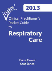 Clinical Practitioner's Pocket Guide to Respiratory Care