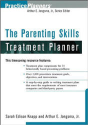 Parenting Skills Treatment Planner