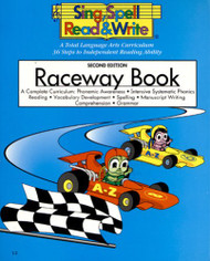 Raceway Book Sing Spell Read And Write