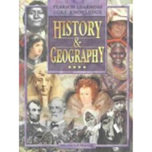 World History And Geography Pupil Edition Grade 4