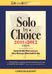 Solo by Choice