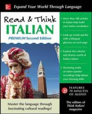 Read and Think Italian Premium