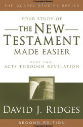 New Testament Made Easier Part 2 Edition