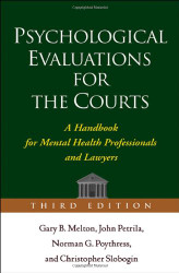 Psychological Evaluations for the Courts