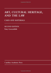 Art Cultural Heritage and the Law