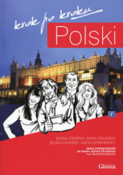 Polski Krok Po Kroku Level 1 (A1/A2) Coursebook for Learning Polish as a