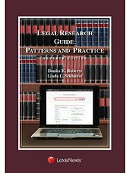Legal Research Guide