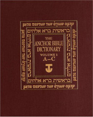 Anchor Bible Dictionary Vol. 1