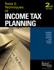 Tools and Techniques of Income Tax Planning