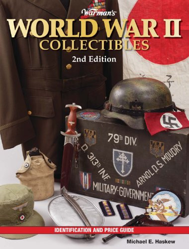 Warman's World War 2 Collectibles Price Guide