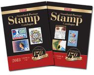 Scott 2018 Standard Postage Stamp Catalogue Volume 5