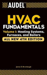 Audel Hvac Fundamentals Heating Systems Furnaces And Boilers