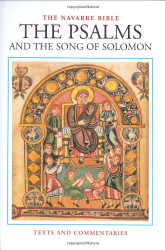 Navarre Bible  the Psalms and the Song of Solomon
