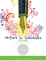 Writers in Residence Volume 1 - (Apprentice)