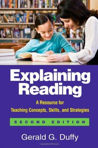Explaining Reading