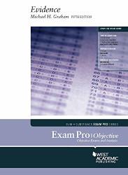Exam Pro on Evidence