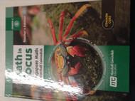 Math in Focus Singapore Math Course 2 B Teacher's Edition