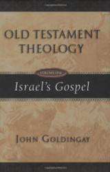 Old Testament Theology Volume 1