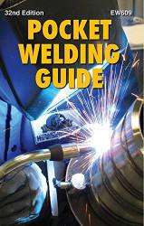 Pocket Welding Guide  by HOBART INSTITUTE OF WELDING TECHNOLOGY
