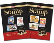Scott Standard Postage Stamp Catalogue 2018