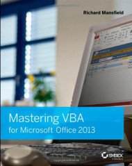Mastering Vba for Microsoft Office