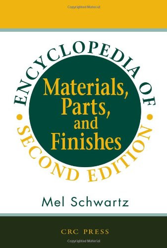 Encyclopedia of Materials Parts and Finishes