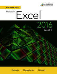 Benchmark Series Microsoft Excel 2016 Level 1 Text