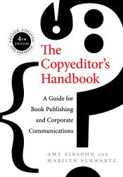 Copyeditor's Handbook