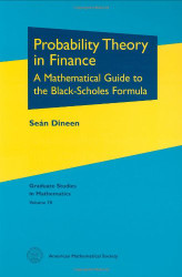 Probability Theory In Finance