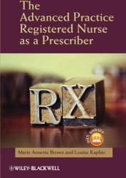 Advanced Practice Registered Nurse As A Prescriber