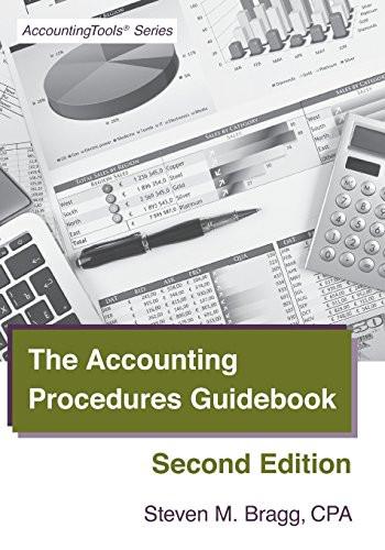 Accounting Procedures Guidebook