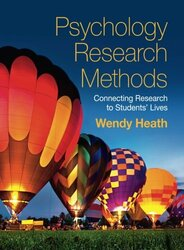 Psychology Research Methods