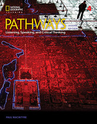 Pathways 4  Listening Speaking and Critical Thinking