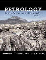 Petrology by Blatt