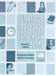 Methods Standards And Work Design