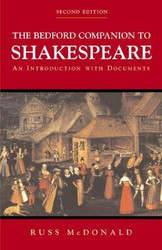 Bedford Companion to Shakespeare