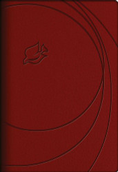 NLT New Spirit-Filled Life Bible Imitation Leather Red