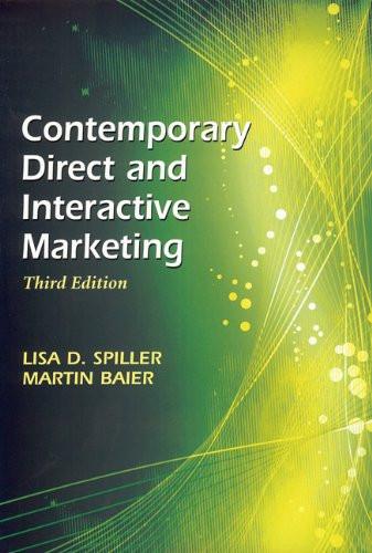 Direct Digital and Data-Driven Marketing