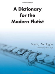 Dictionary for the Modern Flutist