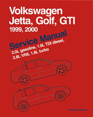 Volkswagen Jetta Golf Gti Service Manual