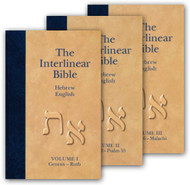 Interlinear Hebrew-Greek-English Bible