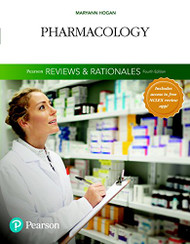 Pharmacology Pearson Reviews & Rationales