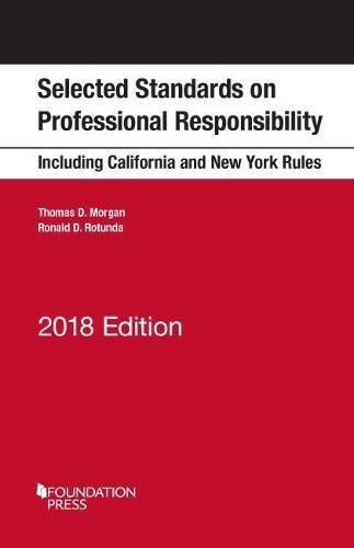 Model Rules on Professional Conduct and Other Selected Standards Including